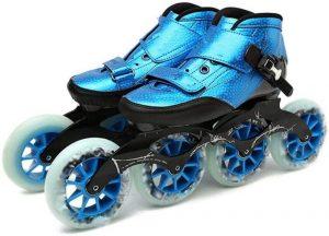 Rollers en ligne vitesse